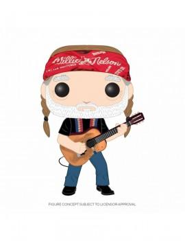 Willie Nelson POP! Rocks Vinyl Figure Willie Nelson 9 cm