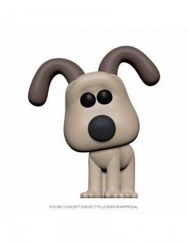 Wallace & Gromit POP! Animation Vinyl Figure Gromit 9 cm