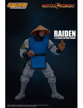 Mortal Kombat Action Figure 1/12 Raiden 17 cm