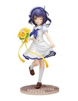 Is the Order a Rabbit PVC Statue 1/7 Maya (Summer Uniform) 21 cm