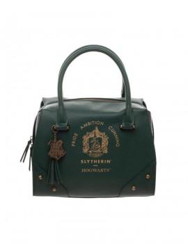 Harry Potter Handbag Slytherin Plaid Top
