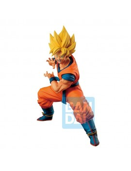 Dragon Ball Super Ichibansho PVC Statue SSJ Son Goku (Ultimate Variation) 18 cm