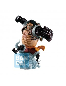 One Piece Ichibansho PVC Statue Luffy Gear 4 Boundman (Battle Memories) 21 cm