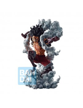 One Piece Ichibansho PVC Statue Luffy Gear 4 Snakeman (Battle Memories) 23 cm