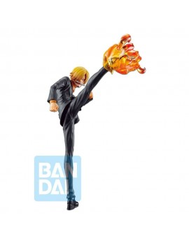 One Piece Ichibansho PVC Statue Sanji (Battle Memories) 15 cm
