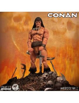 Conan the Barbarian Action Figure 1/12 Conan 17 cm
