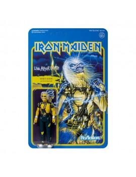 Iron Maiden ReAction Action Figure Wave 2 Live After Death (Album Art) 10 cm