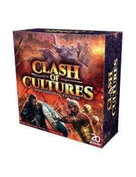 Clash of Cultures: Monumental Edition Board Game *English Version*