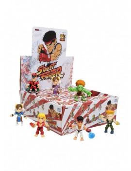 Street Fighter Action Vinyl Mini Figures 8 cm HT Display (12)