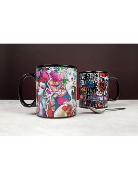 DC Comics Heat Change XL Mug Harley Quinn