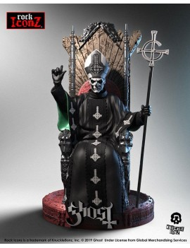 Ghost Rock Iconz Statue Papa Emeritus II 22 cm