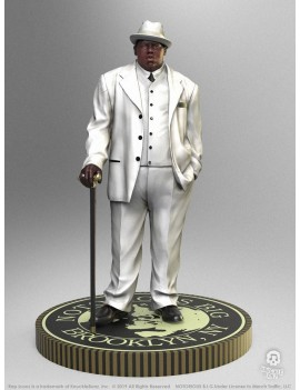 The Notorious B.I.G. Rap Iconz Statue Biggie Smalls 20 cm