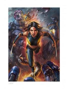 Marvel Art Print X-23 by Ian MacDonald 61 x 46 cm - unframed