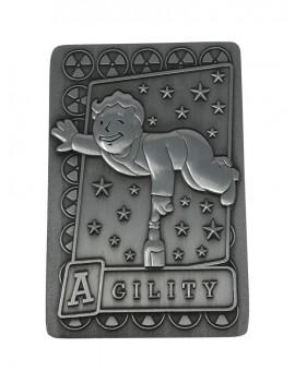 Fallout Replica Perc Card Agility