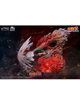 Naruto Statue 1/6 Might Guy VS Uchiha Madara 50 cm