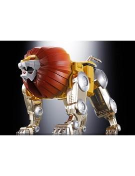 Future Robot Daltanious Soul of Chogokin Diecast Action Figure GX-59R Daltanious 27 cm