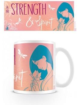 Mulan Mug Strength & Spirit