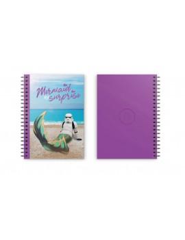 Original Stormtrooper Notebook Mermaid For Surprise