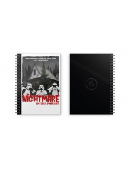 Original Stormtrooper Notebook Nightmare In The Forest
