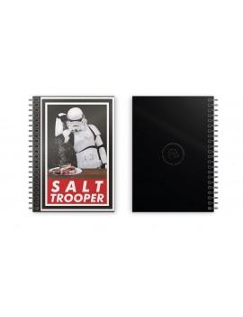 Original Stormtrooper Notebook Salt Trooper
