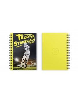 Original Stormtrooper Notebook Trooper Strikes Again