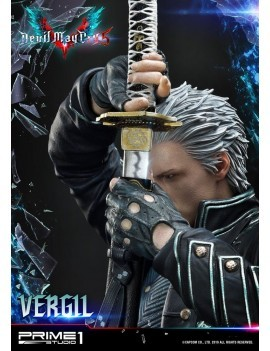Devil May Cry 5 Statue 1/4 Vergil 77 cm