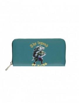 Legend of Zelda Ladies Wallet Zip Around