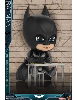 Batman: Dark Knight Trilogy Cosbaby Mini Figure Batman (Interrogating Version) 12 cm