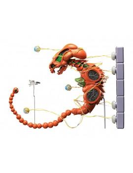R-Type Figma Action Figure Dobkeratops 20 cm