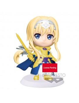 Sword Art Online Alicization War of Underworld ChiBi Kyun Figure Alice 6 cm