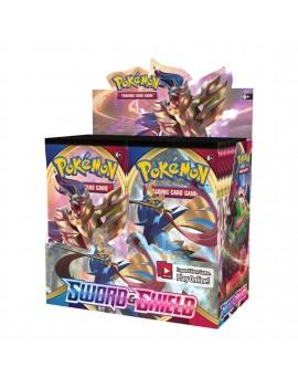 Pokémon Sword and Shield Booster Display (36) *English Version*