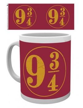Harry Potter Mug 9 3-4