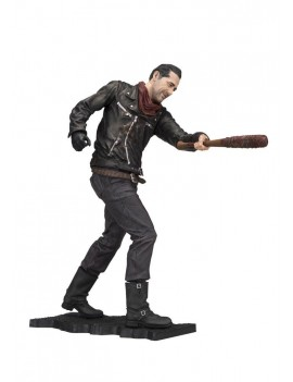 The Walking Dead TV Version Deluxe Action Figure Negan Merciless Edition 25 cm