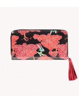 Disney Ladies Wallet Zip Around Mulan