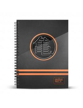 Dragon Ball Notebook A4 Kame Symbol