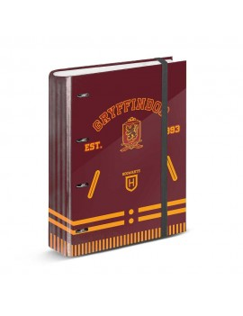 Harry Potter Binder Gryffindor Logo