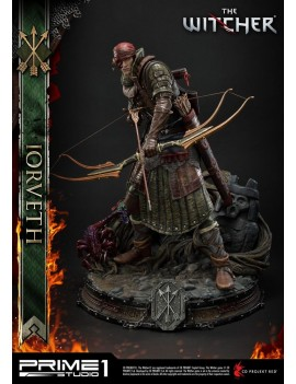 The Witcher 2: Assassins of Kings Statue Iorveth 50 cm