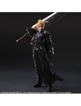 Final Fantasy VII Advent Children Play Arts Kai Action Figure Cloud Strife 28 cm