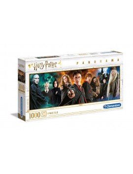 Harry Potter Panorama Puzzle Characters