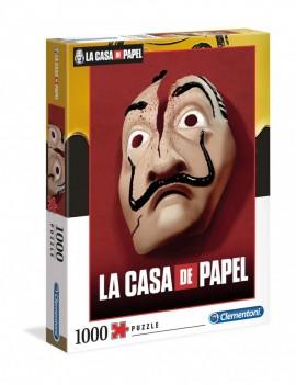 Money Heist Puzzle Mask
