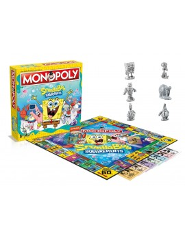 SpongeBob SquarePants Board Game Monopoly *English Version*
