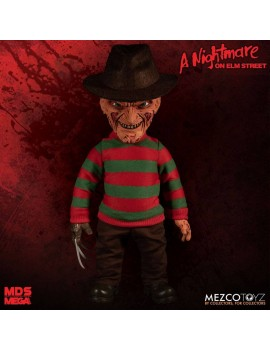 Nightmare On Elm Street Mega Scale Talking Action Figure Freddy Krueger 38 cm