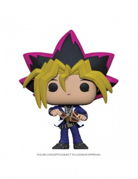 Yu-Gi-Oh! Pop! Animation Vinyl Figure Yugi Mutou 9 cm