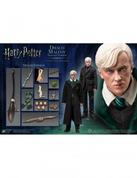 Harry Potter My Favourite Movie Action Figure 1/6 Draco Malfoy Teenager Deluxe Version 26 cm