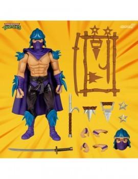 Teenage Mutant Ninja Turtles Ultimates Action Figure Evil Shredder 18 cm