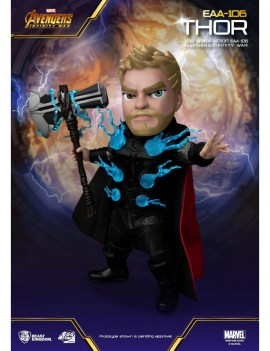 Avengers Infinity War Egg Attack Action Figure Thor 16 cm