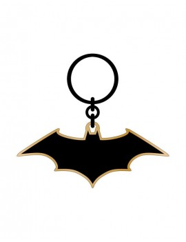 DC Comics Metal Keychain Batman Rebirth Logo
