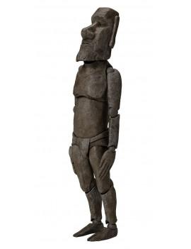 The Table Museum -Annex- Figma Action Figure Moai 14 cm