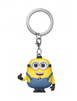 Minions II Pocket POP! Vinyl Keychain Pet Rock Otto 4 cm