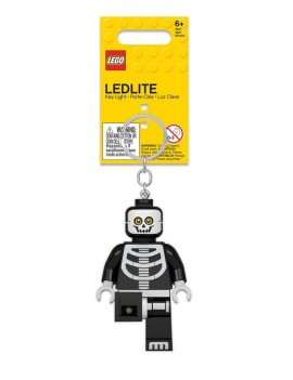 LEGO Classic Light-Up Keychain Skeleton 8 cm